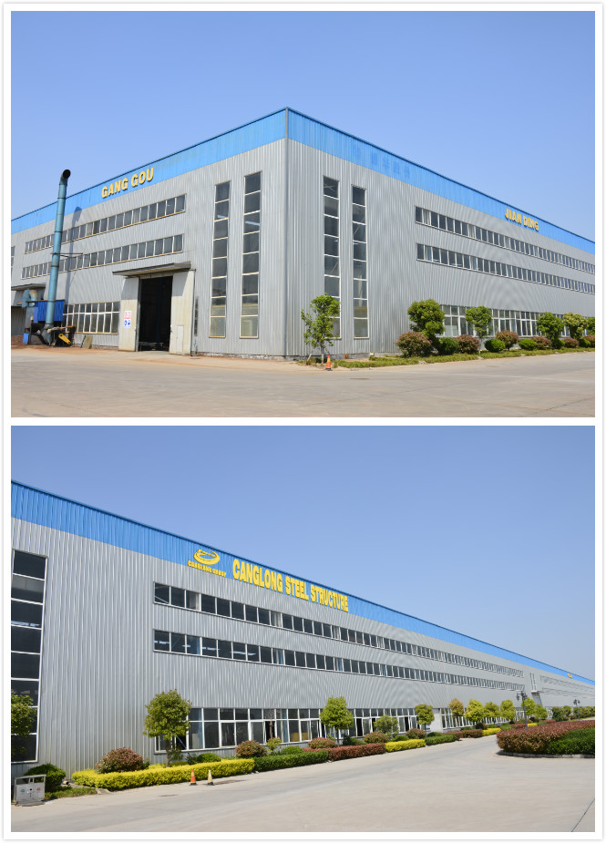Hotsale Products Prefab Steel Structure
