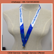 china wholesale promotional sublimation lanyard neck strap