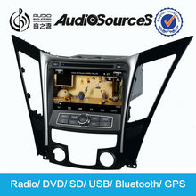 Audiosources for hyundai sonata 2011 car dvd with USB port