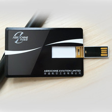 Wholesale custom logo Business Credit Card Pen Memory Stick Bulk 16gb USB Flash Drive