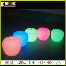 Colors Changing LED Decoration Lamp/LED Portable Table Lamp For Chrismtas Party Decoration