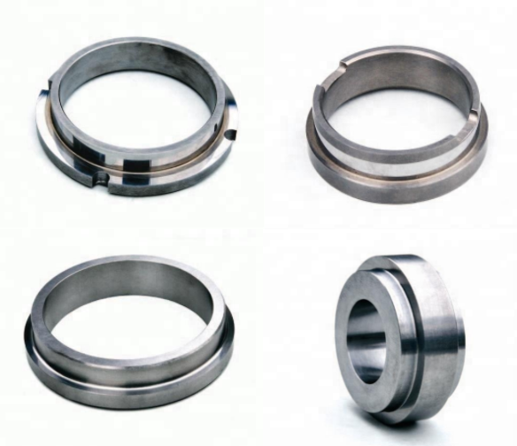 tungsten carbide/hard metal mechanical valve seats
