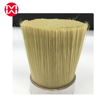 Factory Price PET Hollow Flaggable Biforked Filament for Brush Broom