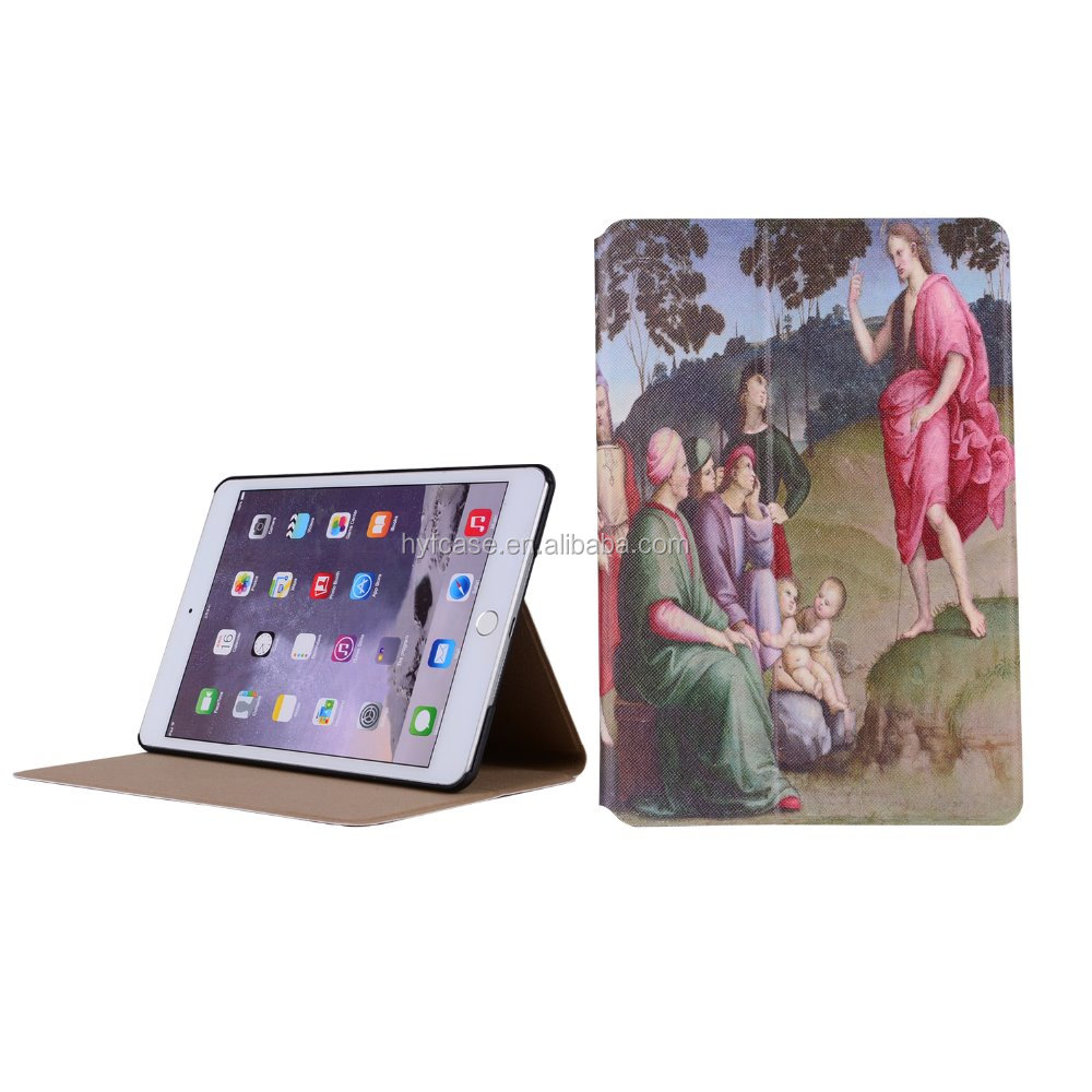 Factory price For ipad mini cover, for ipad mini 2 leather cover case,for ipad case