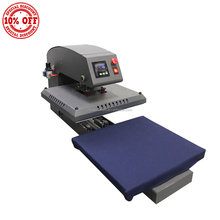 2016 new arrival smart full auto electric hydraulic heat press