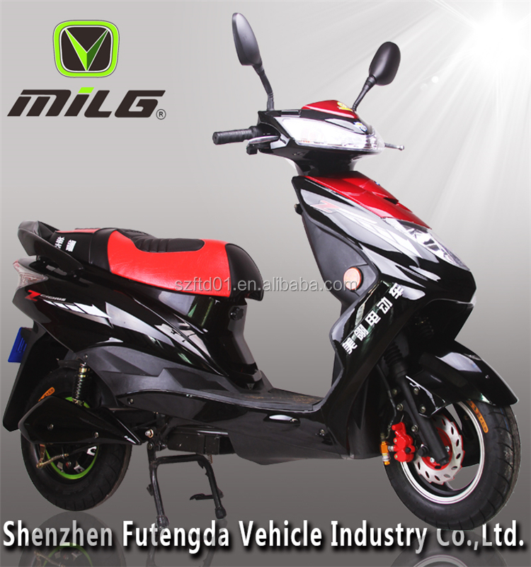 Gold Supplier Electric China Motorcycle Sale