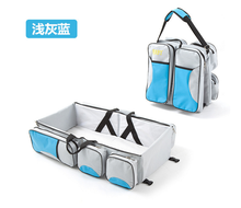 Multifunctional foldable baby travel bed bag disposable baby sleeping cot bag