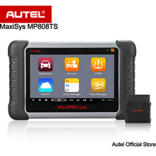 2017 Autel OBD2 Scanner MaxiPRO MP808TS Diagnostic Tool full TPMS Service with WIFI & Bluetooth same function as MS906