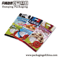Customized Printing Center Seal, Heat Seal Bag For Food