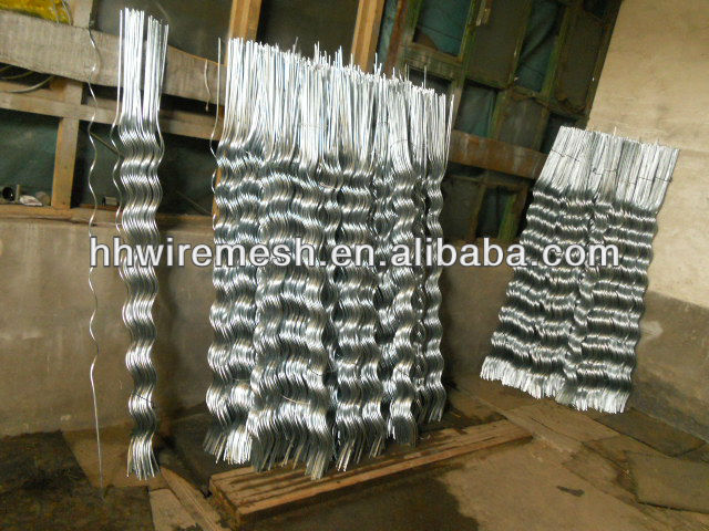 Low Discount Galvanized iron Tomato Sprial Stakes