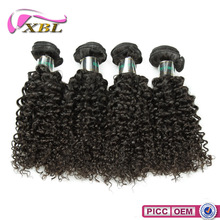 XBL 8A Can be Permed And Dyed 100% Original Virgin Curly Hair