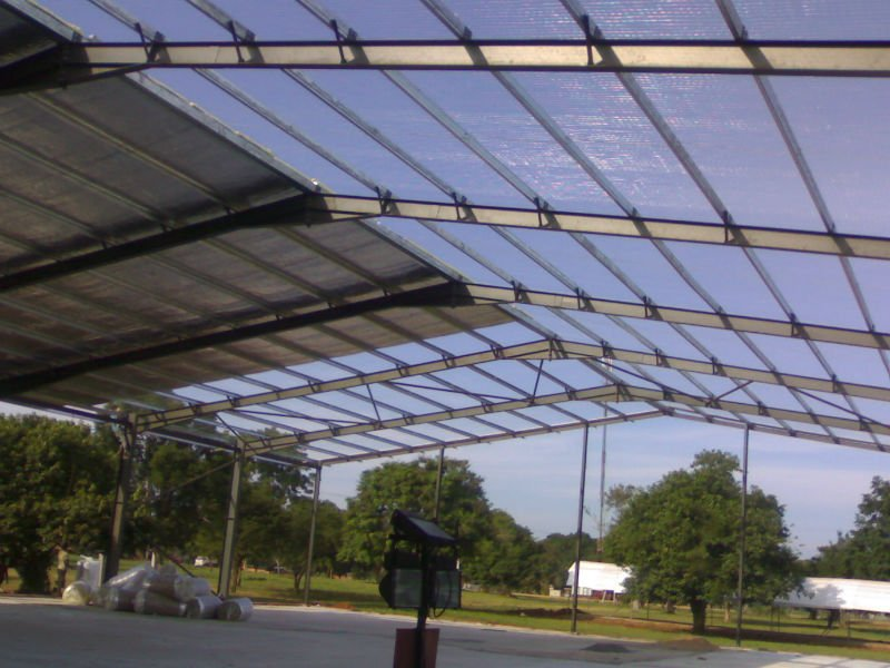 Steel Structure (Clear Span)