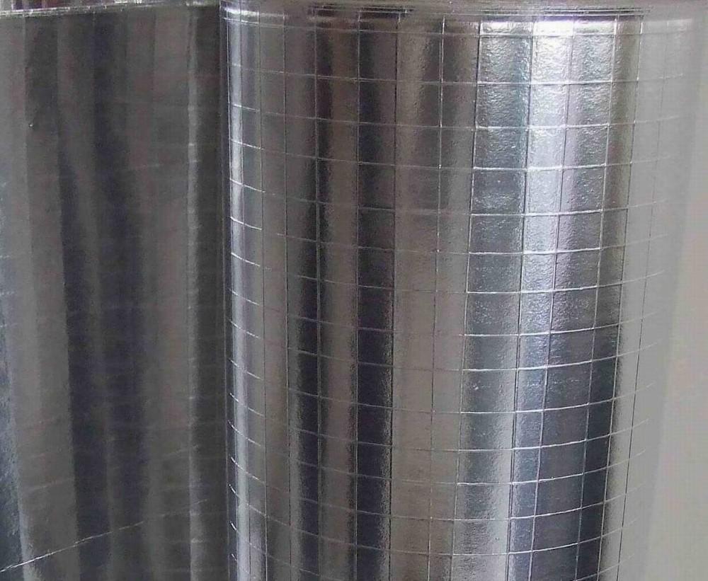 Foil Scrim Kraft Paper Foil Insulation Aluminum Foil Scrim