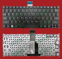High quality New For ACER 756 AO756 Laptop Keyboard US BIACK