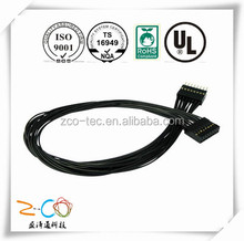 Custom flat cable 220v with samll quantity acceptalbe