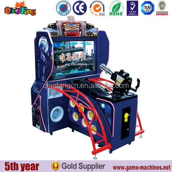 simulator shooting game machine coin operator shooting Dead storm pirates game machine-MS-QF201