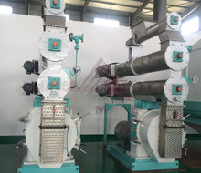 Agro Feed Pellet Processing Equipment