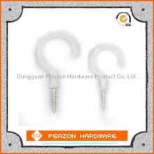 High quality Made in China Cup Hook Screw Hooks Wood Screw with Plastic