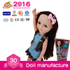 Beautiful Fashion Barbie Doll Toy for Children With Hair Fashion Doll
