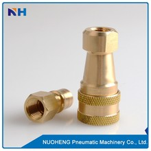 China import direct brass pneumatic quick coupler
