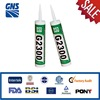 Tyre stone sealant clear silicone caulk