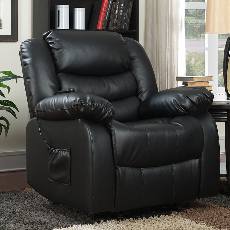 Lift Power Recliners Offer the Best Comfort with Unlimited Positioning ZOY -L9149A-51