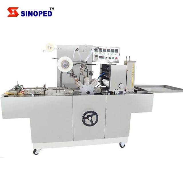 Fully Automatic Cellophane Wrapping Machine for cigarette