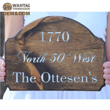 Home wood sign housewarming gift Rustic Home decor