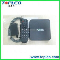 Fully Loaded Streaming Media Player Android M8S Google Smart TV Box with Free Movies Live Sports