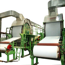 Beston high quality paper mill kraft line writing paper machine for sale
