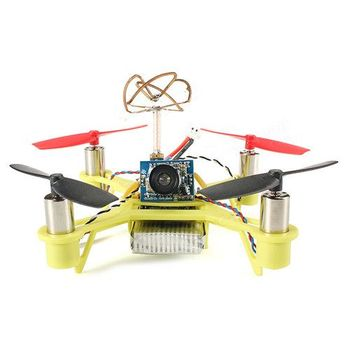 Eachine Tiny QX90C 90mm Micro FPV Racing Quadcopter Based On F3 EVO Brushed Flight Controller BNF Frsky D8