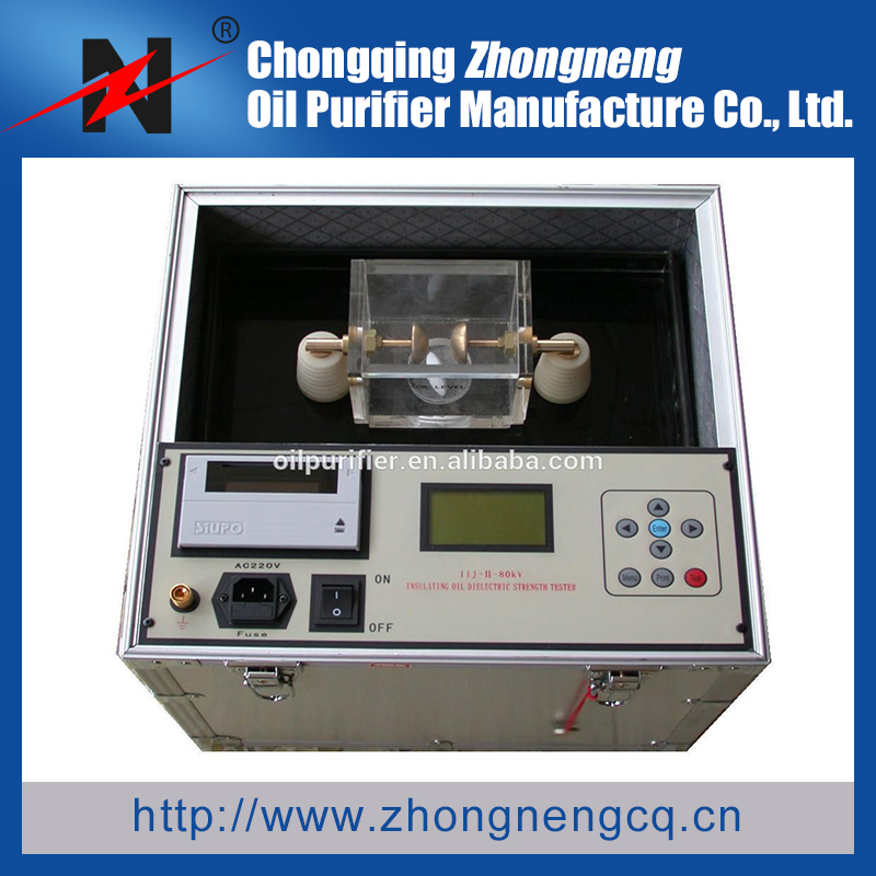 Fully automaic Dielectric oil dielectric strength tester/ Insulation Oil Test Set/ oil Analysis