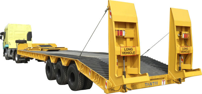 Low Bed Trailer Model TLB28