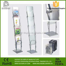 Wholesale Z Brochure Stand for display