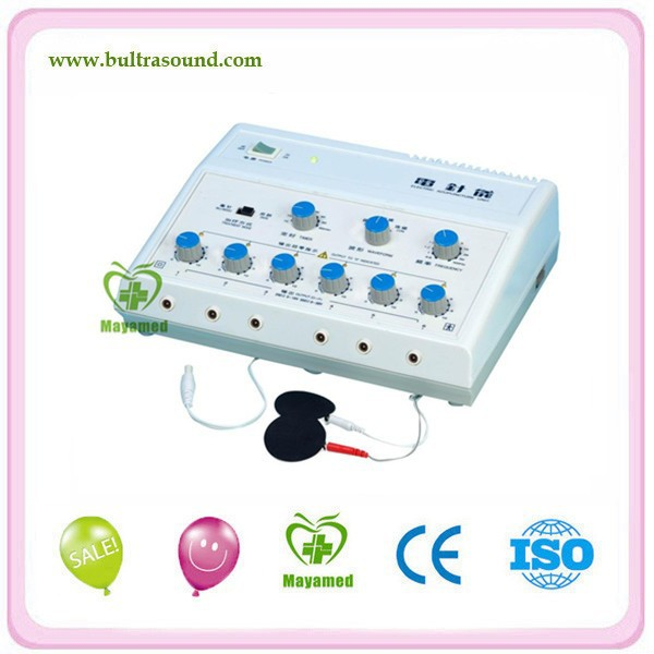 MY-S007 medical 6 channel electro acupuncture device