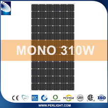 Factory Direct Sales ce tuv 310w poly solar panel