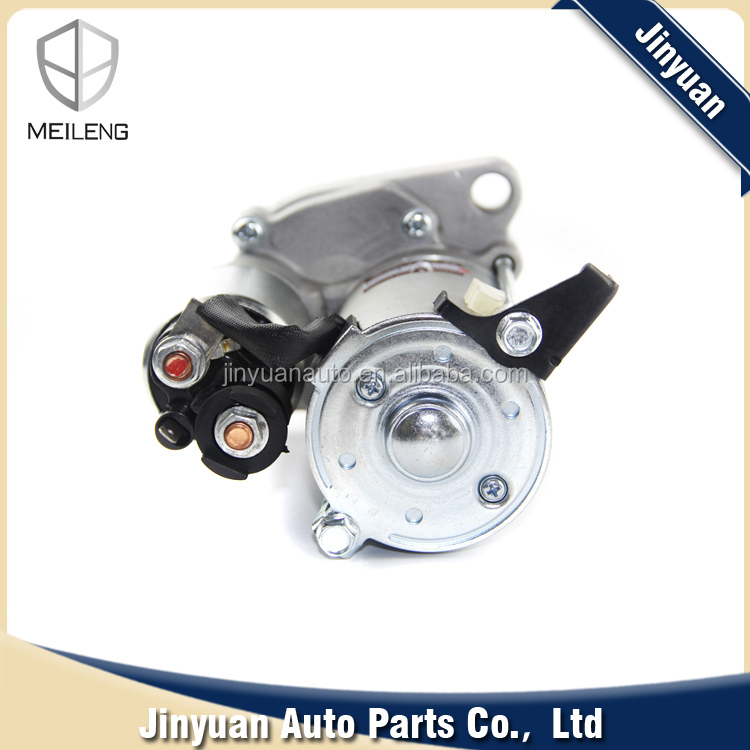 Hot new retail products motorcycle of auto part starter motor new products on china market 2016
