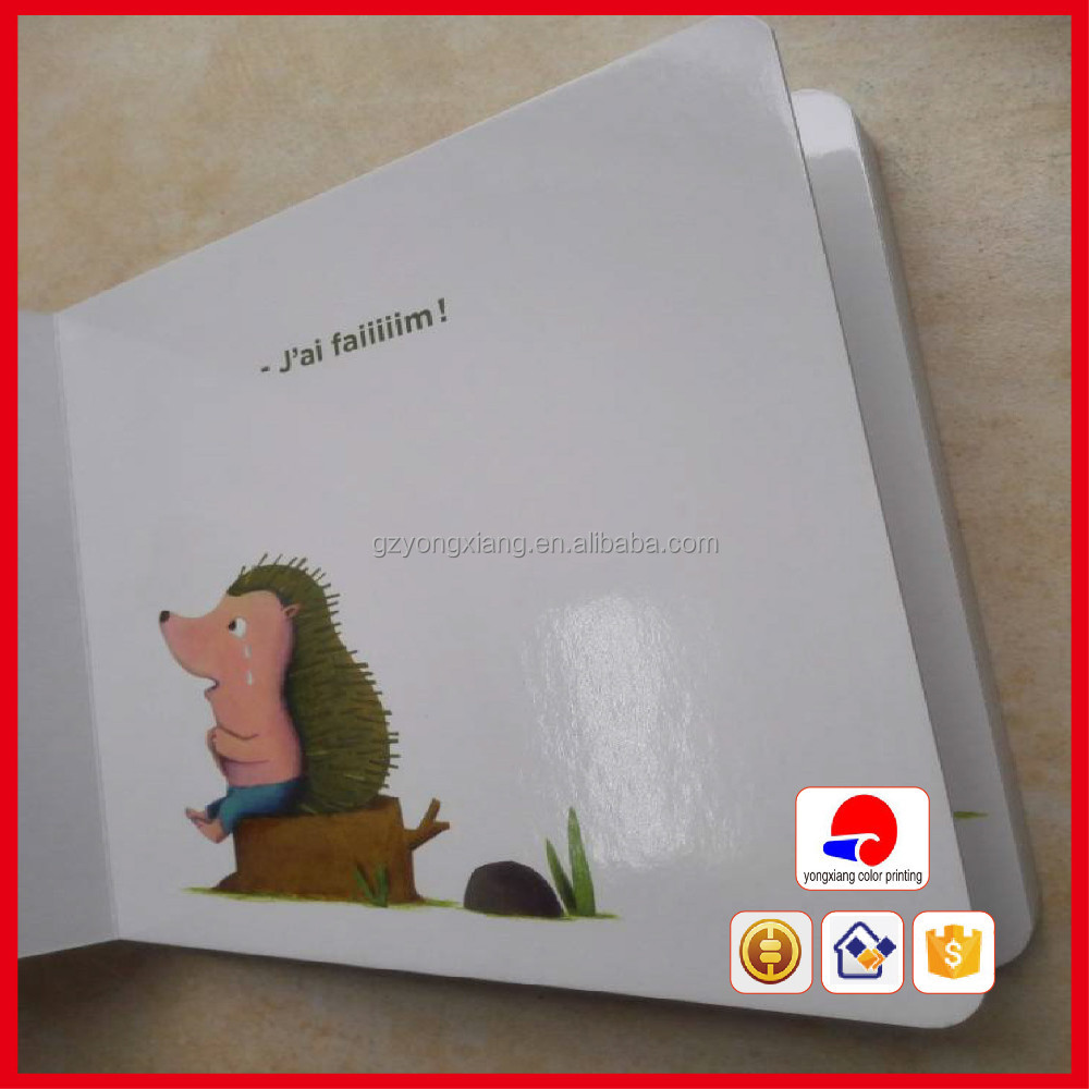 [Direct Factory+Quick Response]board book printing on demand [High quality+ Cheap price]