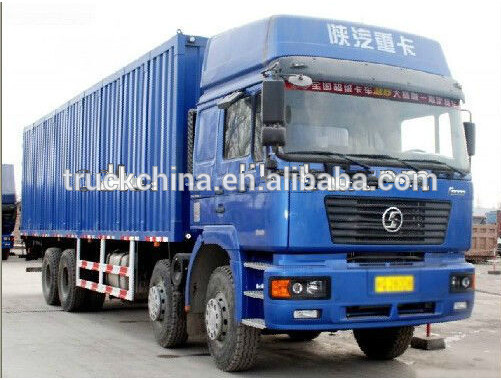 China hot sale Shacman F2000 cargo truck 6x4 low price sale