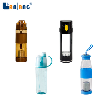 WB-AHB02 Alkaline Bottle with Ionizing Alkaline Water Filter
