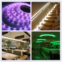 Narrow PCB board SMD 5 meters/roll rgb waterproof smd 5050 60led ws2811 flexible drl led strip