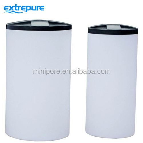the capacity of the Brine Tank for Water Softener