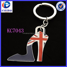 Indian promotional Gifts For Foreigners High Heel Keychains