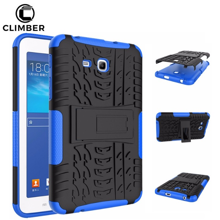 Shockproof Protective Rugged Rubber Silicone PC Tablet Case Cover 7 8 9.7 10.1inch For iPad For Samsung For Huawei