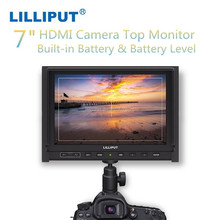 IPS Screen with HDMI Video Input , 7'' Camera DSLR Monitor