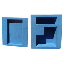 foam packing materials/ waterproof eva foam tool trays package