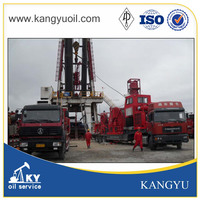 API Coiled Tubing Unit for Oil and Gas Drilling