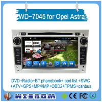 car multimedia player for OPEL Antara/Zafira/Veda/Agila/Corsa/Vectra/astra autoradio dvd gps with bluetooth&can bus navigation