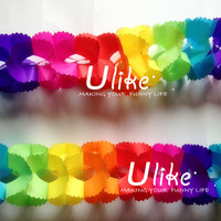2015 Party Items and Supplies, Hanging Paper Garland, Party Hall Decoration