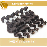 2015 hot selling 9a unprocessed wholesale virgin brazilian hair